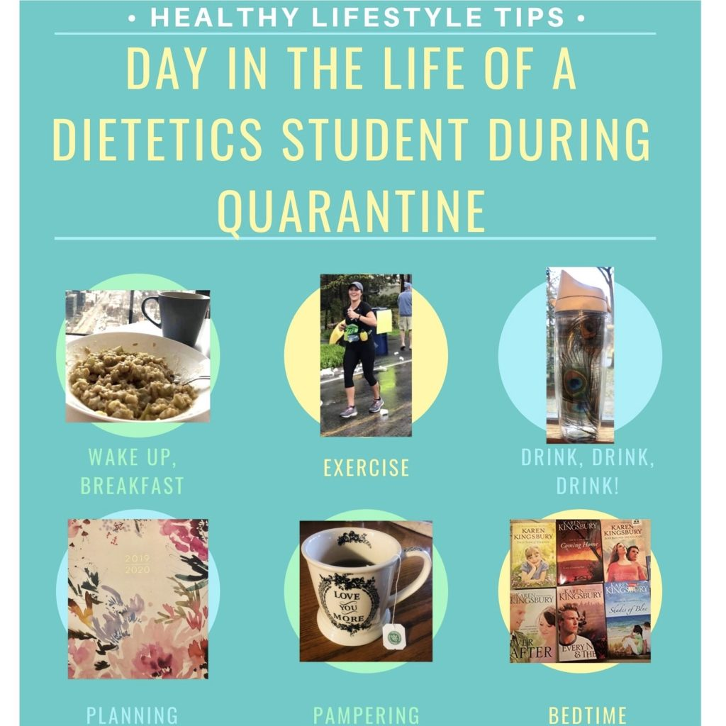 A day in the life of a dietetic student